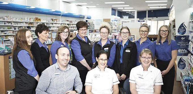 Wilkinson's Pharmacy, Burnie