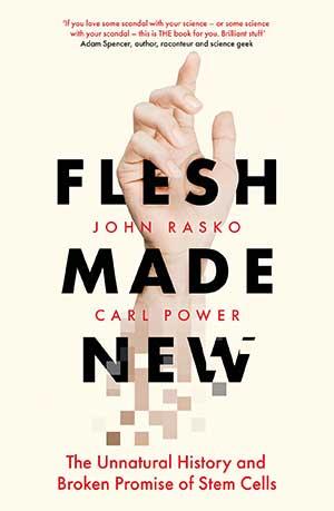 Flesh made new book.