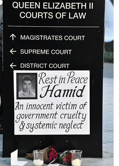Hamids inquest