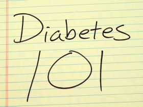 diabetes fundamentals concept