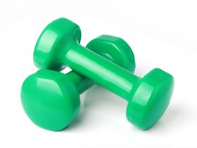 Dumb bells for alzheimer's