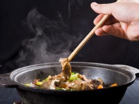 Meat-based hot pot