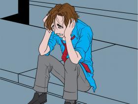 depressed GP