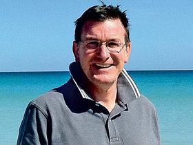 Dr Daniel Byrne.