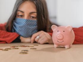 Financial distress concept