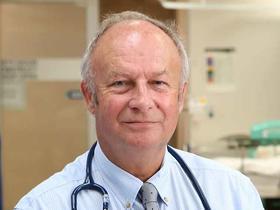 Dr Charlie Corke