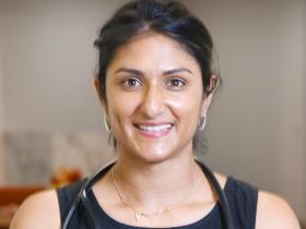 Melbourne GP Dr Preeya Alexander