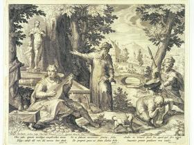 Scene from Girolamo Fracastoro