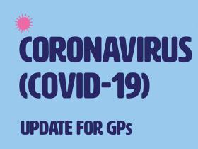 Coronavirus update for GPs