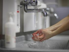 hospital clean
