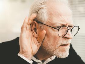 Senior hearing-problem