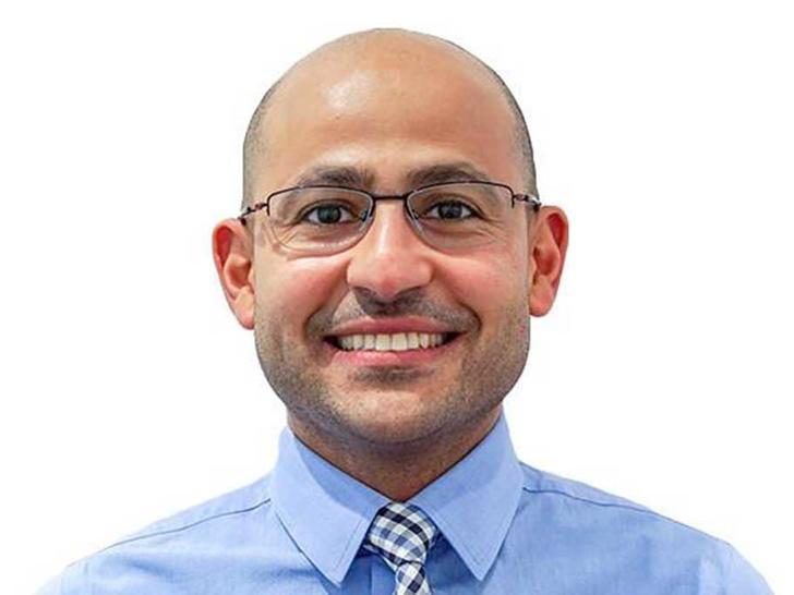 Dr Ahmad Hasanien.