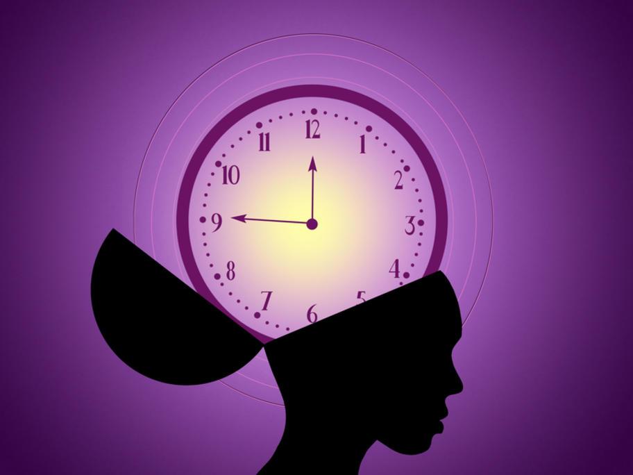 menopause clock ticking