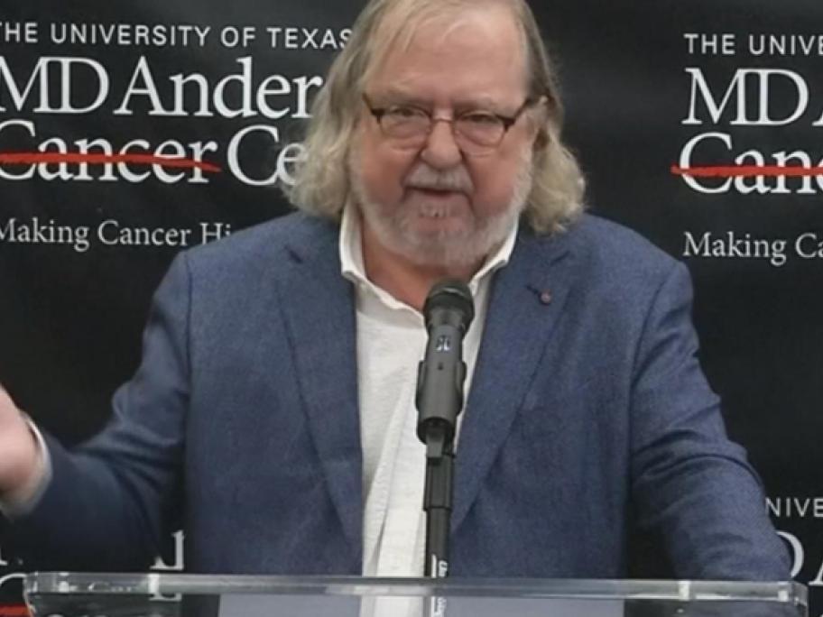 Professor James Allison