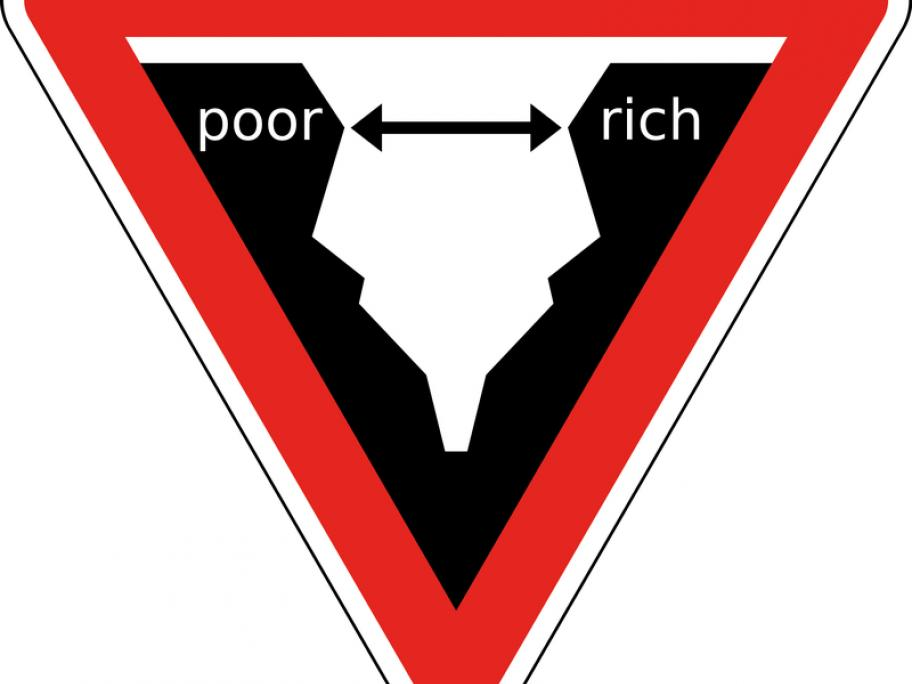 rich and poor gap