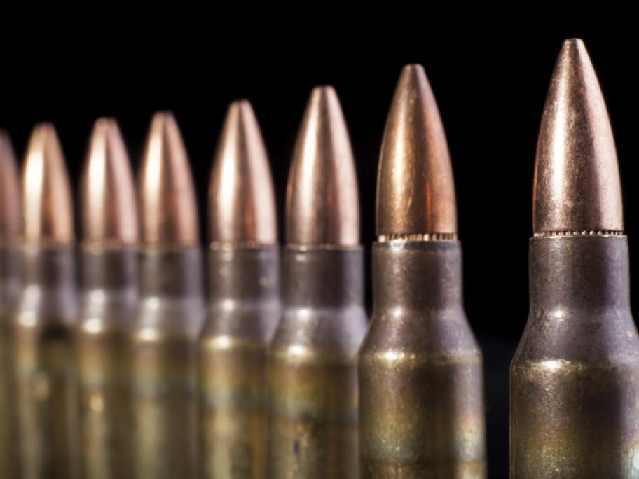 sub machine gun bullets
