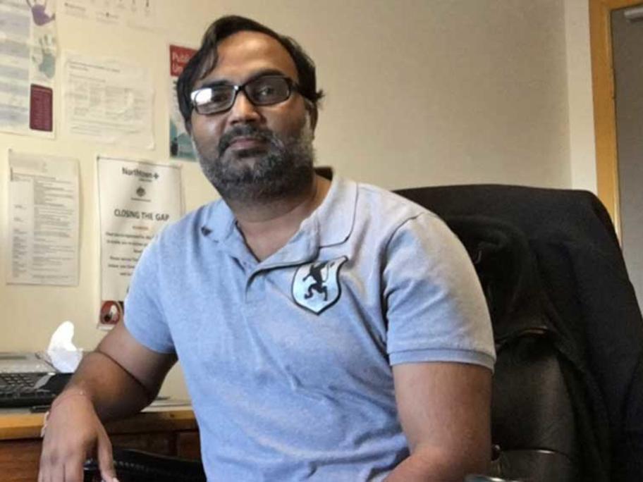 Dr Gurdeep Bagari