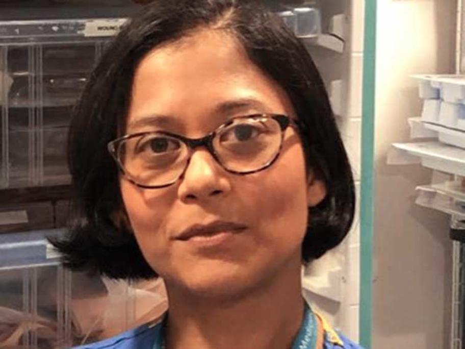 Dr Rosie Baruah