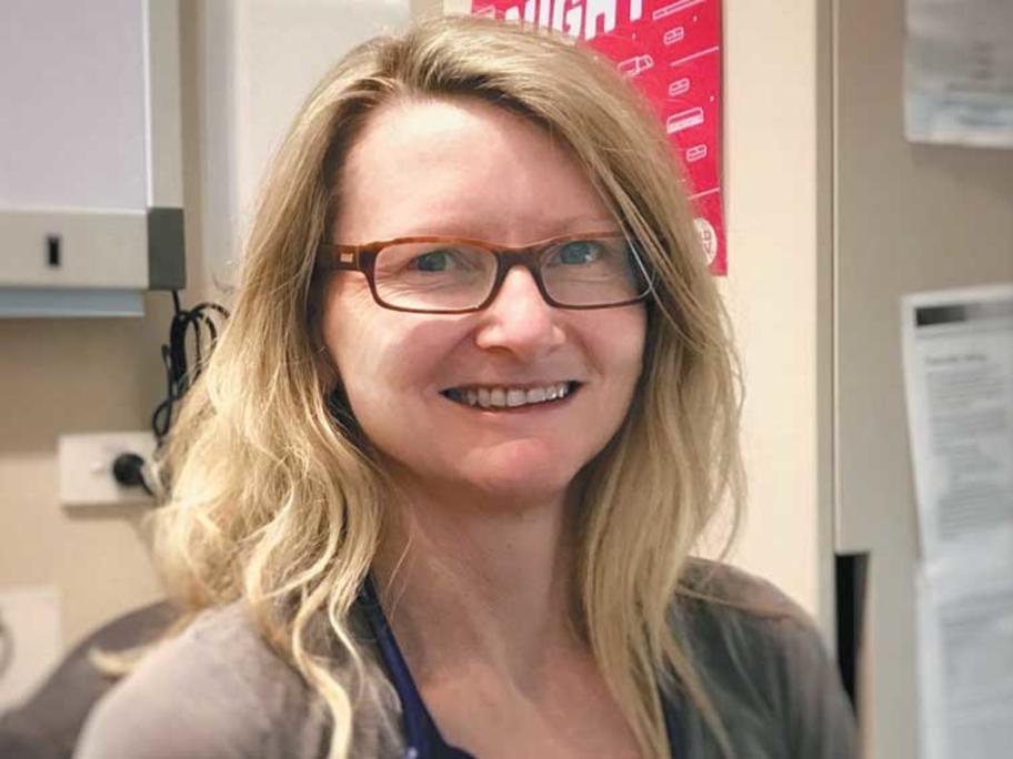 Dr Fiona Bisshop