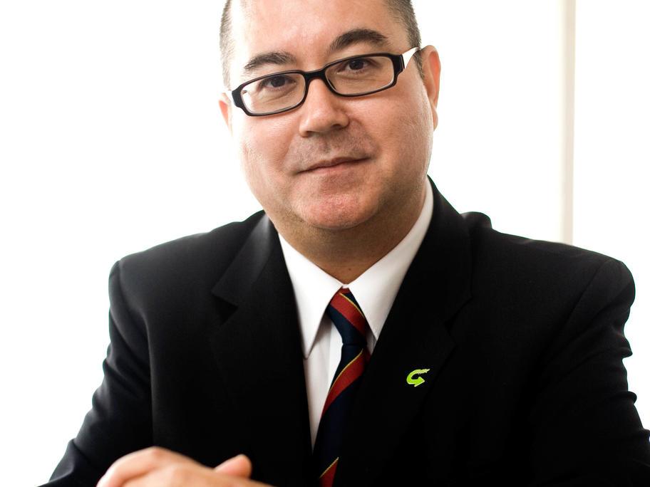 Dr Gary Deed