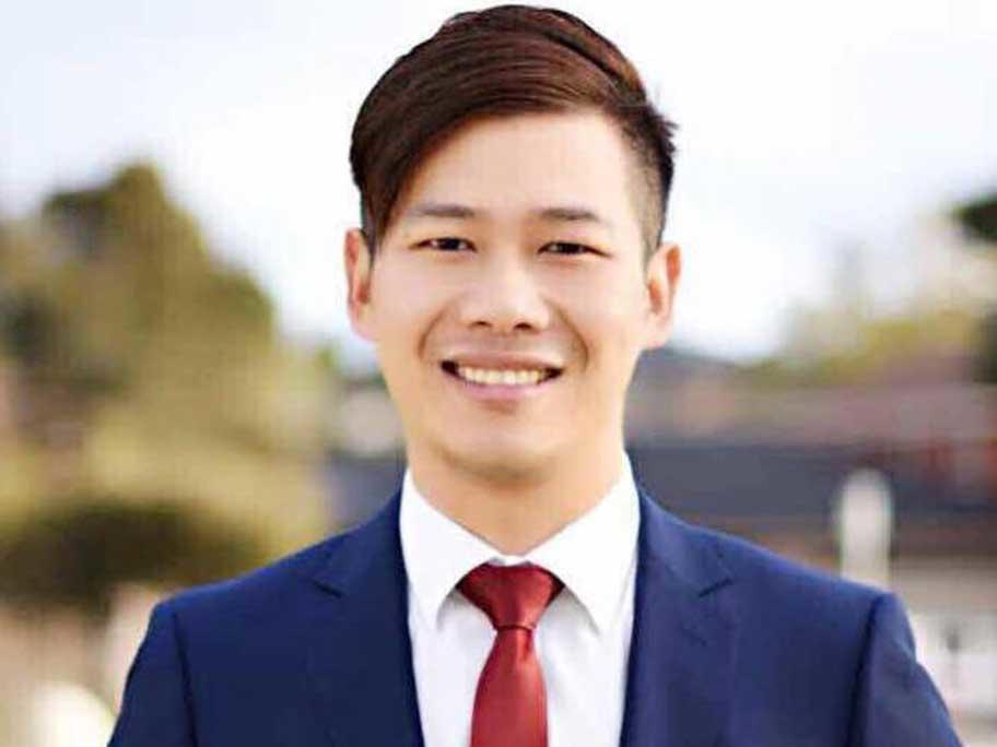 Councillor Kun Huang