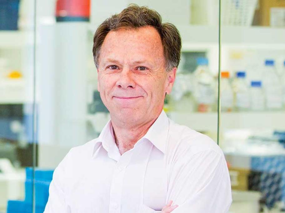 Professor Andrew Lloyd.