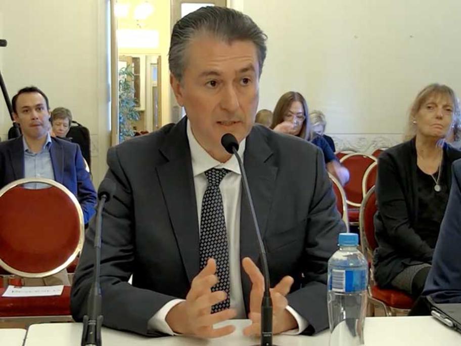 Dr Aniello Iannuzzi