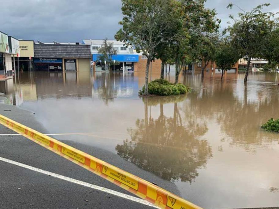 Taree flood
