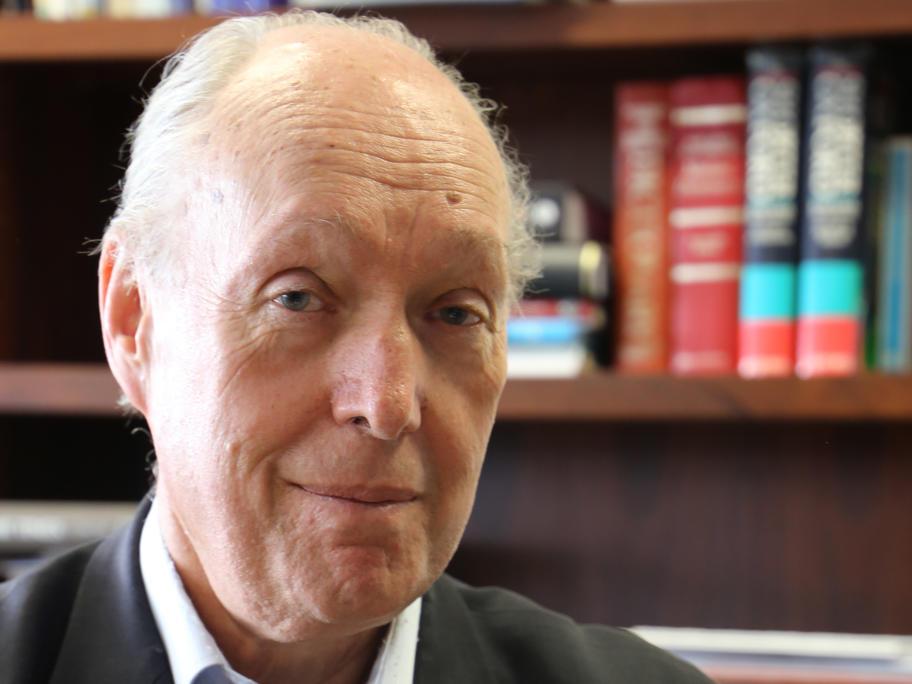 Professor Colin Masters