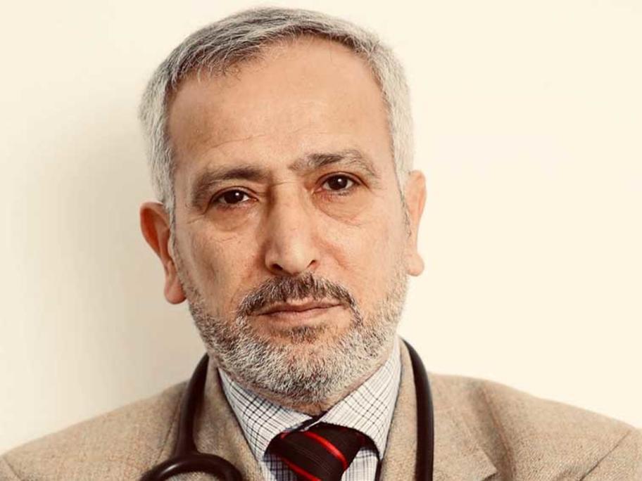 Dr Jamal Rifi.