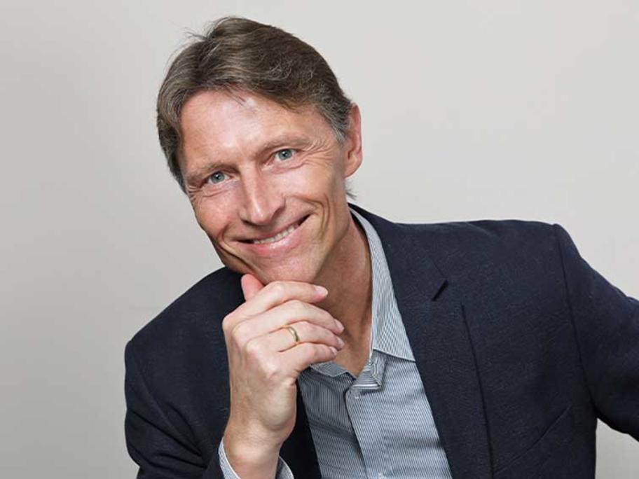 Professor Markus Schlaich.