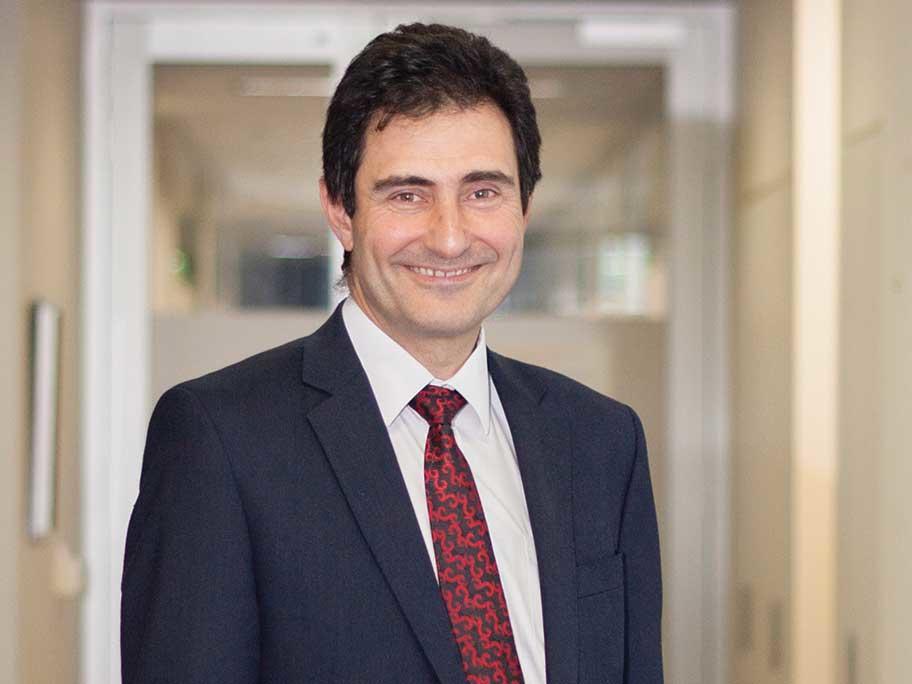 Professor Jonathan Shaw.