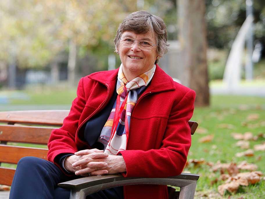 Dr Anne Tonkin.