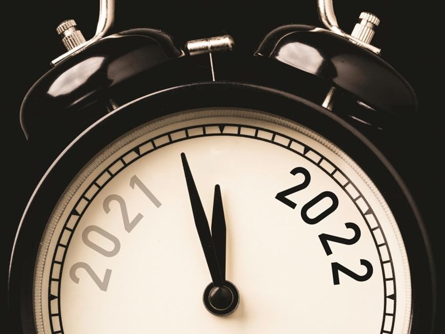 Year clock
