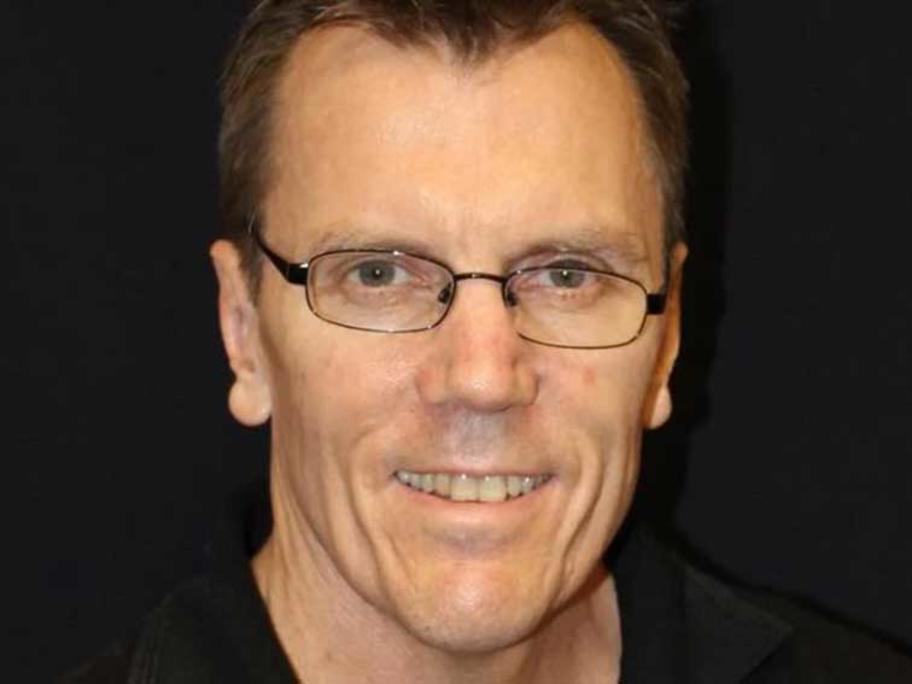Dr Leslie Blackstock.