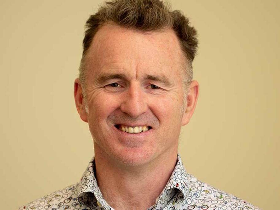 Dr John Bonning
