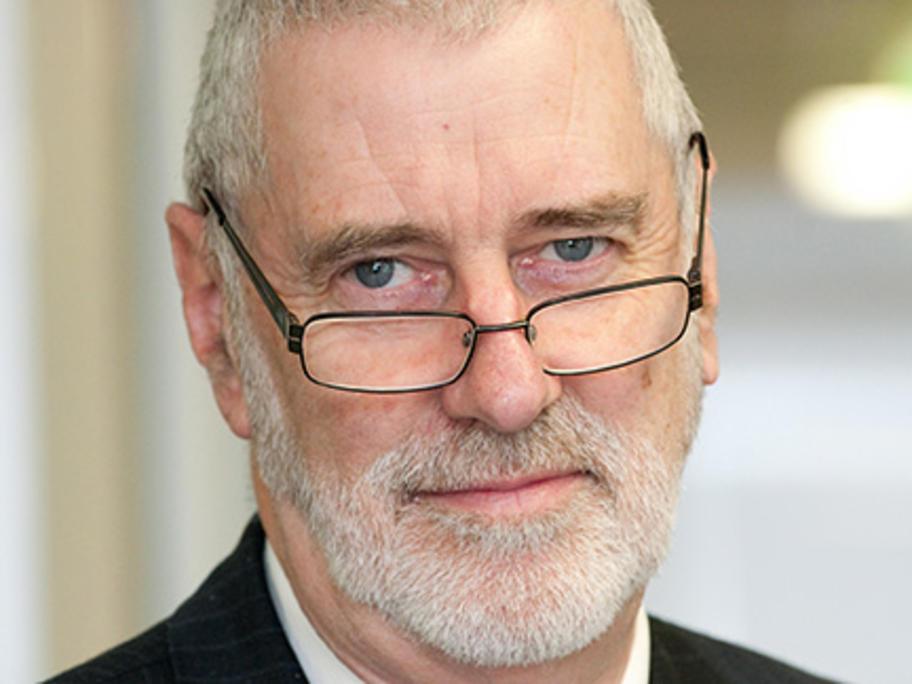 Professor Ken Harvey.