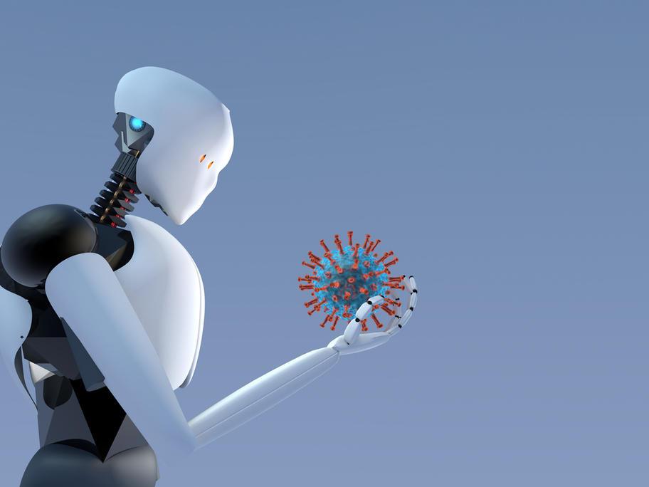 AI evaluates COVID-19