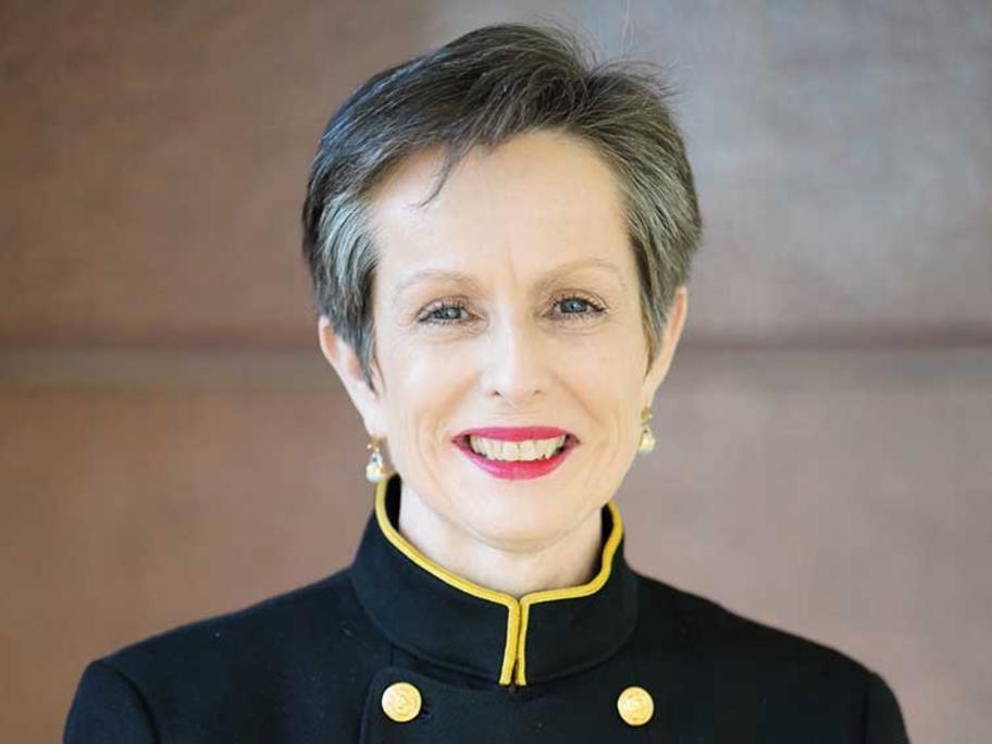 Cancer Australia CEO Professor Dorothy Keefe