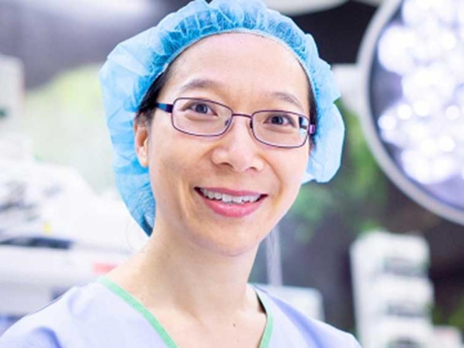 Associate Professor Rhea Liang