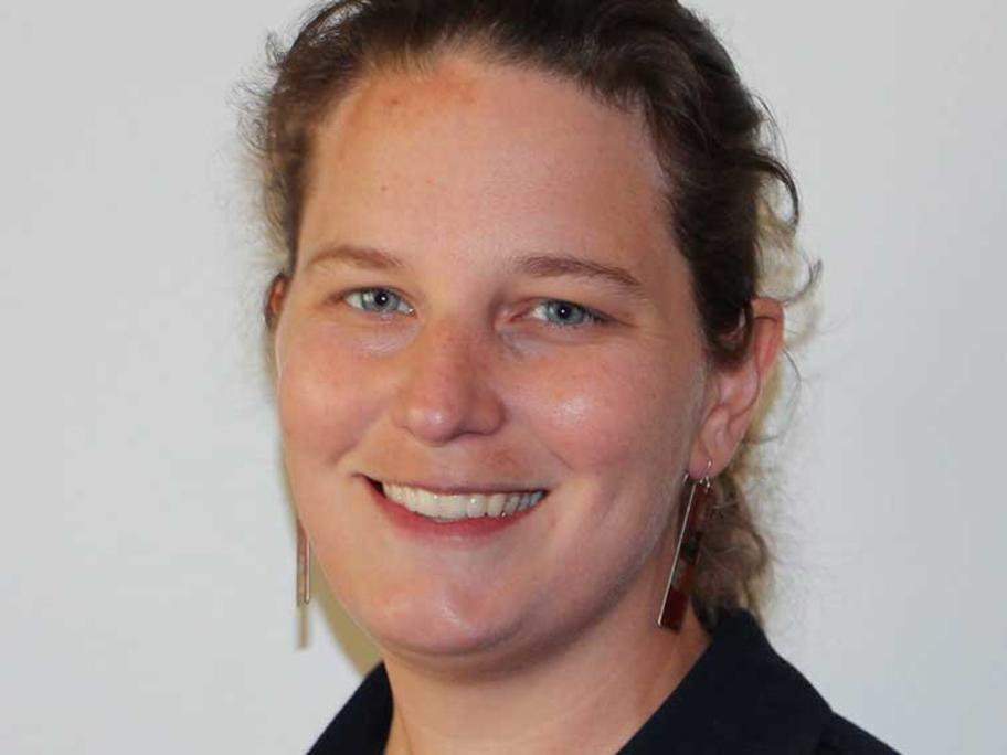 Dr Megan Belot.