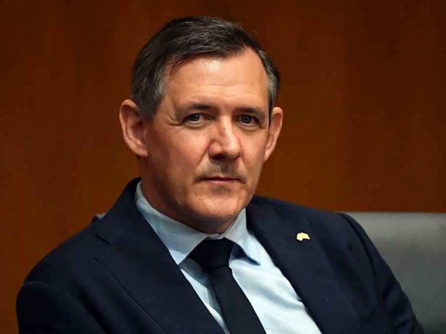 Territory Chief Minister Michael Gunner