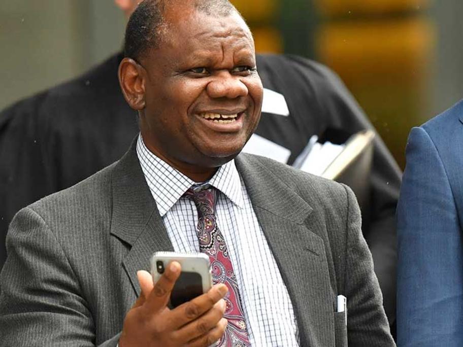 Dr Tony Bakare