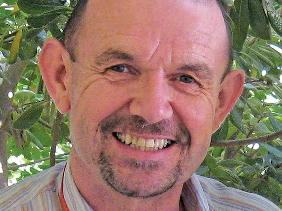 Dr John Parker