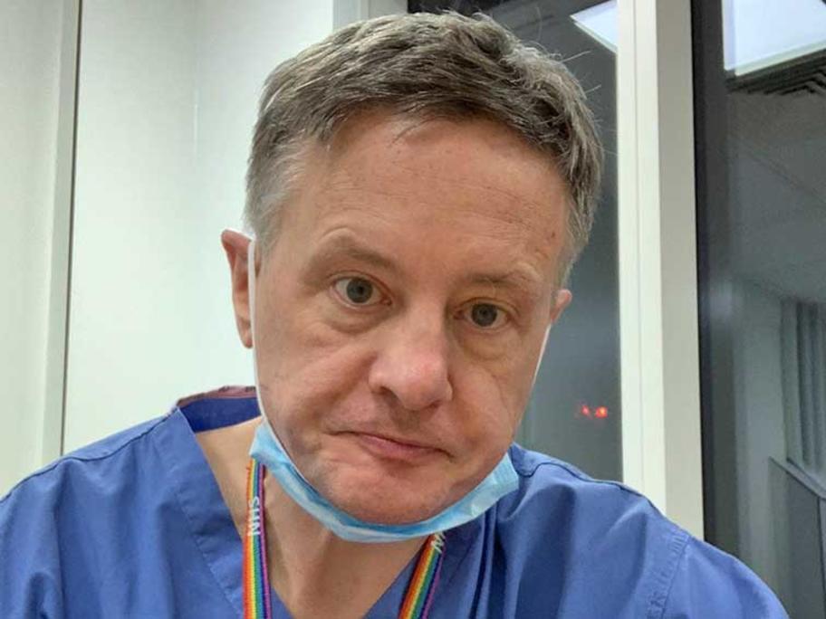 Professor Richard Schilling