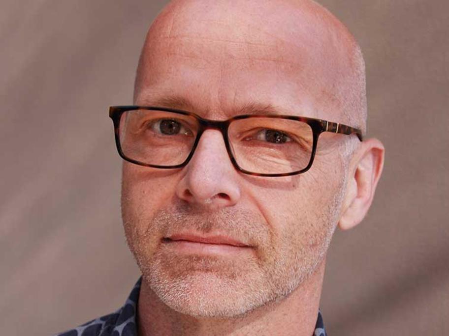 Australian Doctor editor Paul Smith.
