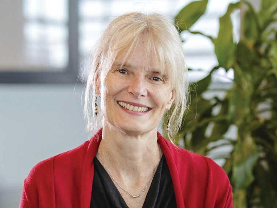 Emeritus Professor Mieke van Driel.
