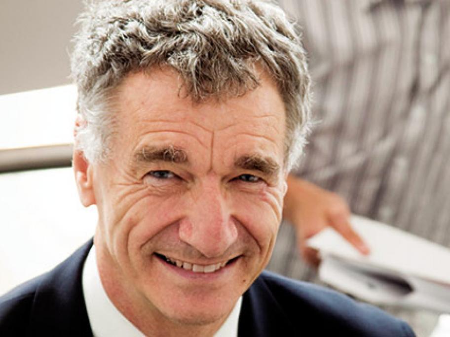 Professor Chris Del Mar.