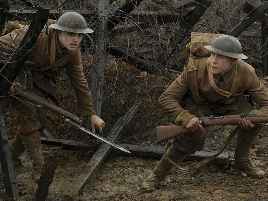 1917 the movie