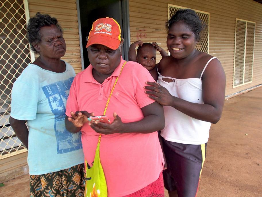 Aboriginal women